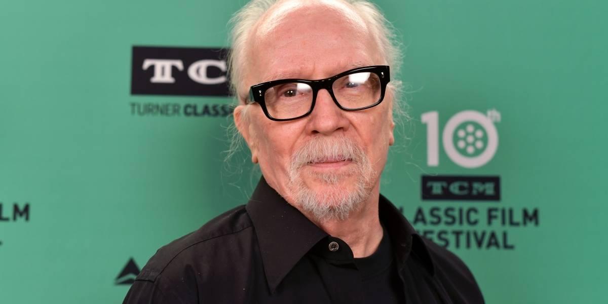"""John Carpenter en Cannes: """"Sólo hice las películas que quería hacer"""""""
