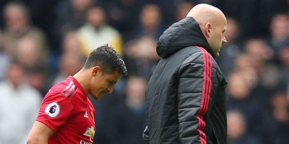 En Inglaterra aseguran que Inter de Milán se apura para fichar a Alexis Sánchez