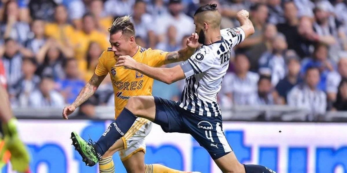 El Tigres de Eduardo Vargas perdió el clásico ante Monterrey y se complica en las semis de la Liga MX