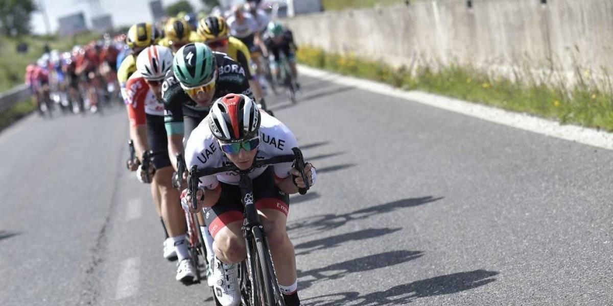 ¡Revolcón en el Giro! Hay nuevo líder y los favoritos se desplomaron