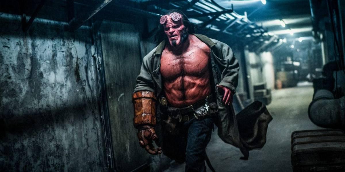 Confira entrevista com David Harbour, xerife em Stranger Things e novo Hellboy