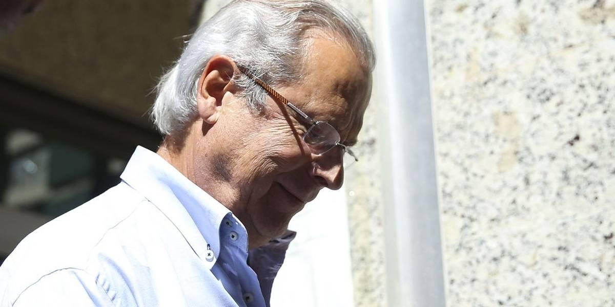 Zé Dirceu é transferido para Complexo Médico Penal em Pinhais