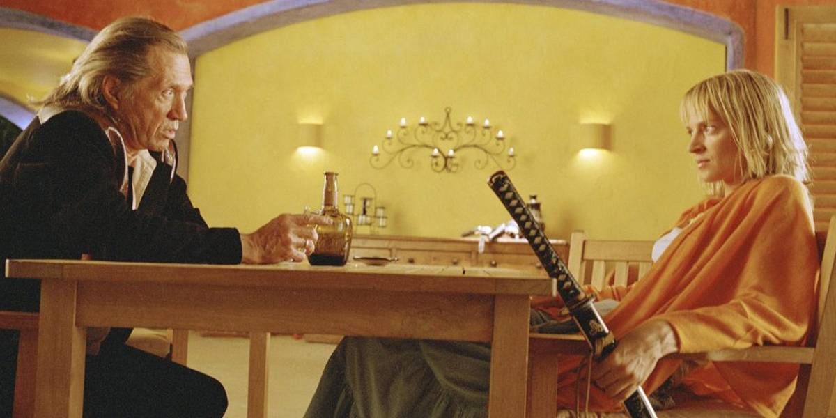 Virada Cultural: Especial Tarantino exibe Kill Bill Vingança Completa e mais seis filmes do diretor