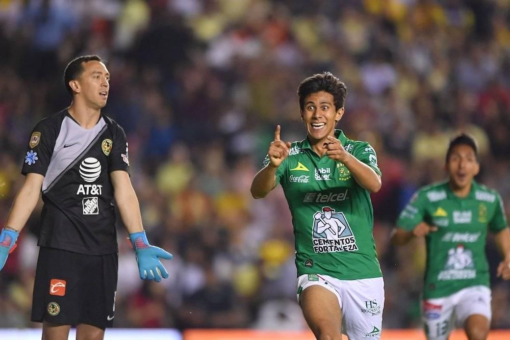 Macías estuvo en el momento correcto. / Mexsport