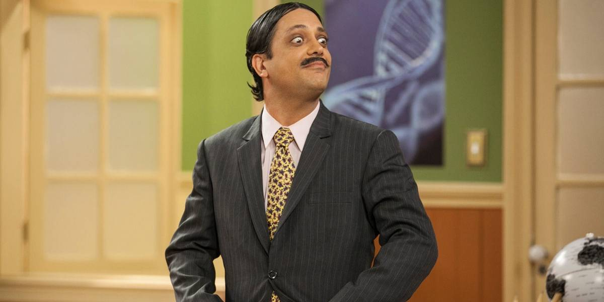 Lucio Mauro Filho se emociona ao interpretar personagem do pai na 'Escolinha'