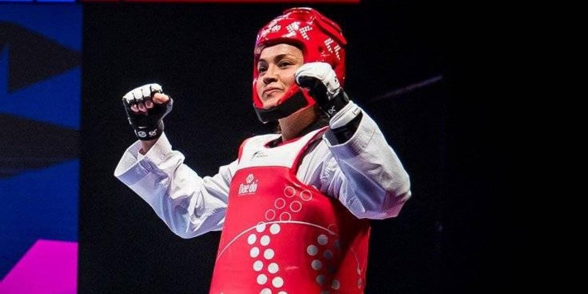 María Espinoza hace historia al conseguir su tercera medalla en mundiales