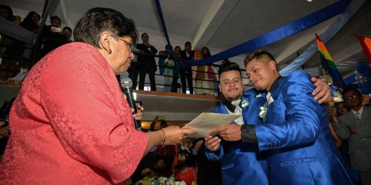México aprueba matrimonio igualitario en países que no reconocen esta unión