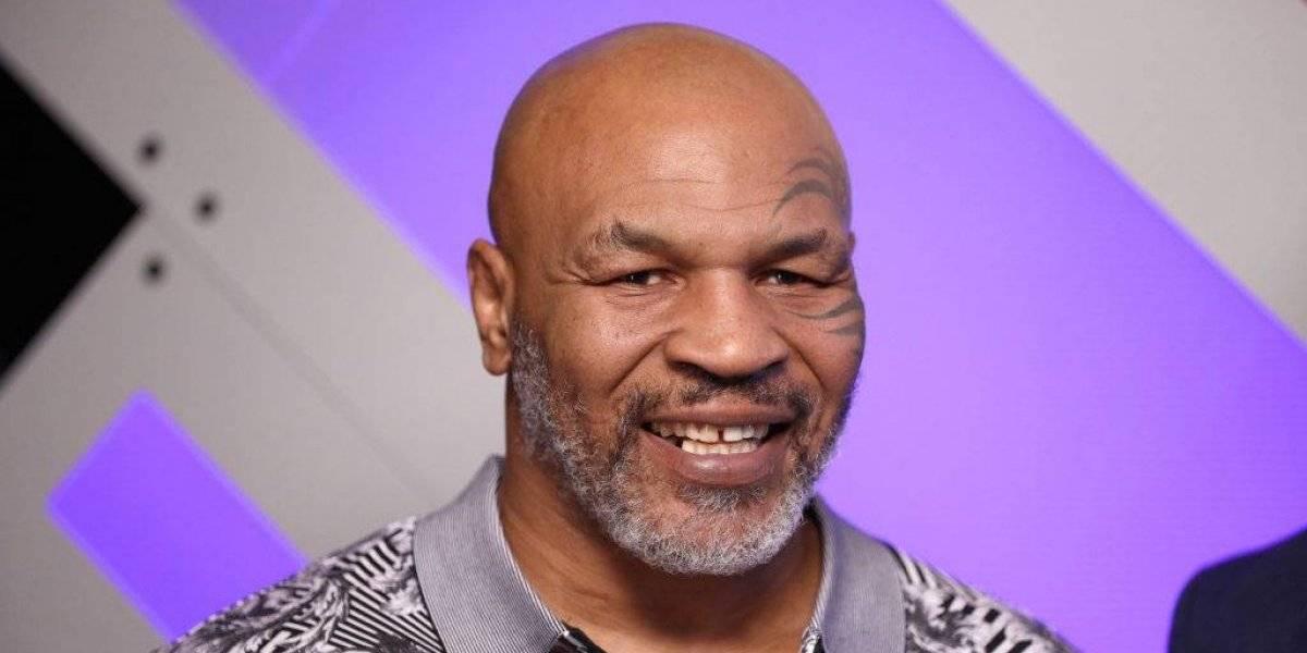 Mike Tyson asegura que su vida cambio tras 'fumar' a sapo de Sonora