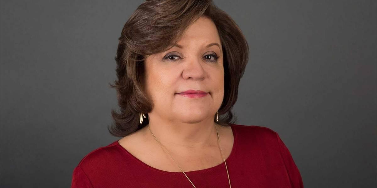 Renunció la ministra de Justicia, Gloria María Borrero