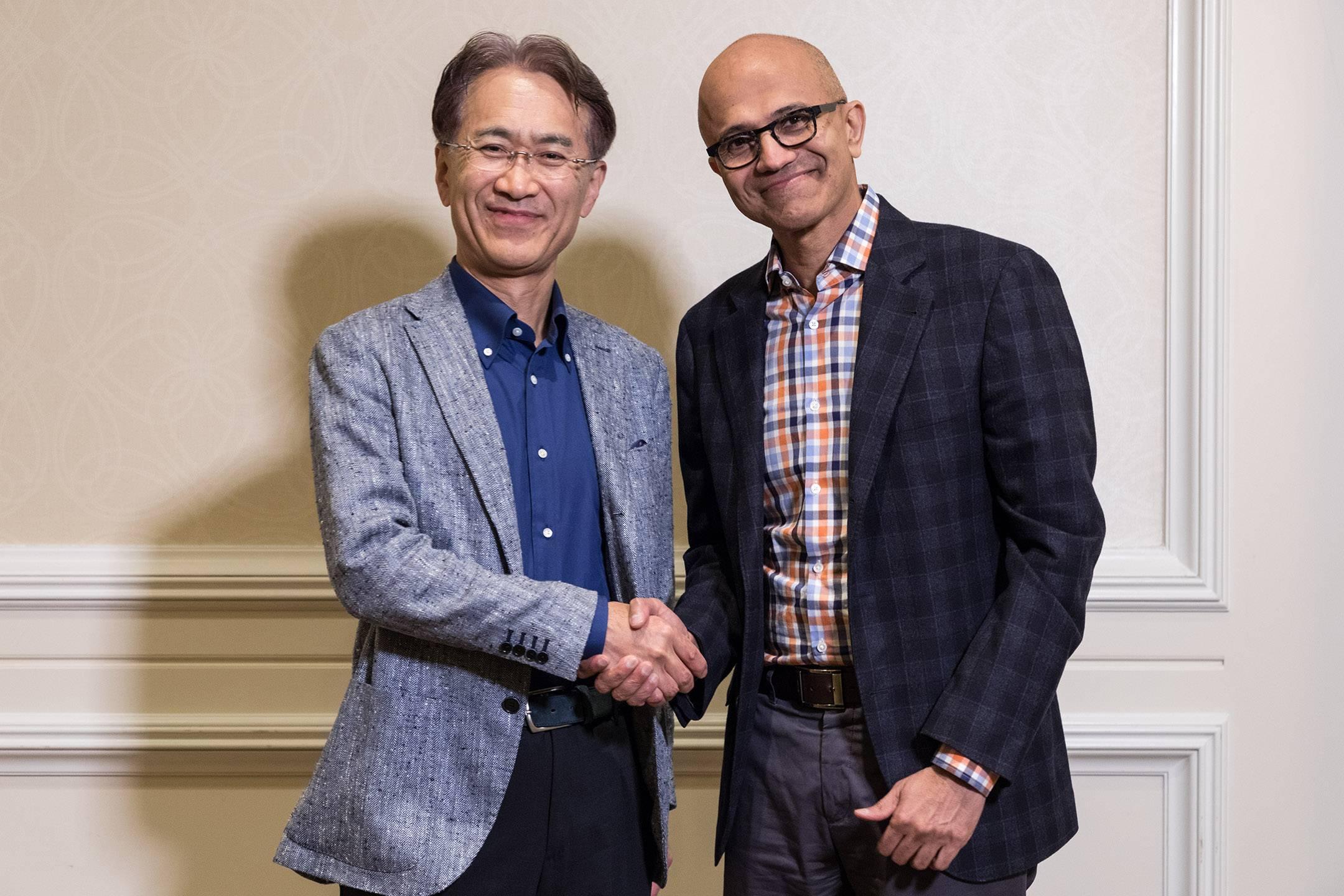 Unidos contra Google: Sony y Microsoft firman alianza para unir sus juegos en la nube