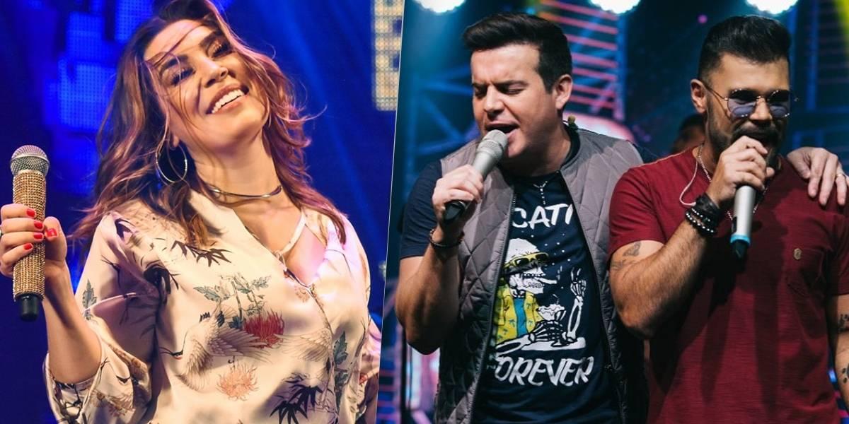 Virada Cultural: Confira horários dos shows no Palco Luz, dedicado ao sertanejo
