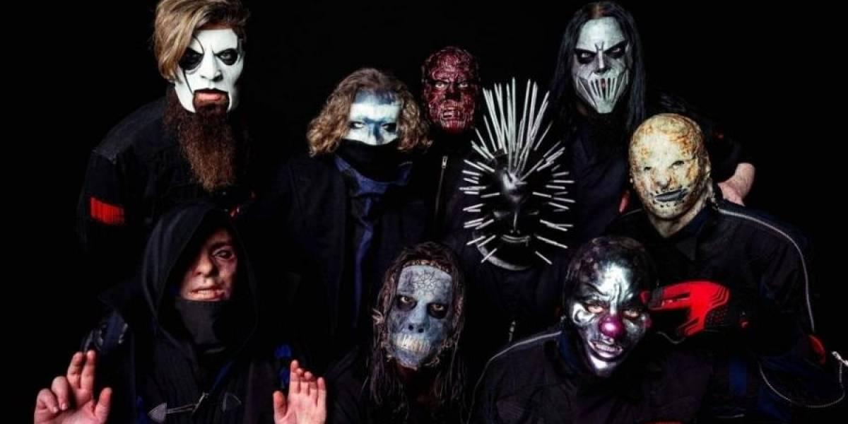 Slipknot libera clipe de 'Unsainted', com máscaras novas um misterioso nono membro