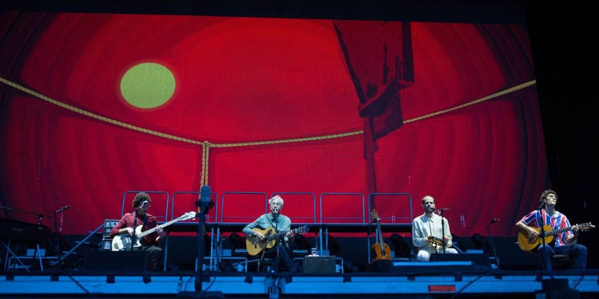 Virada Cultural 2019: Que horas é o show Ofertório, com Caetano Veloso e seus filhos?