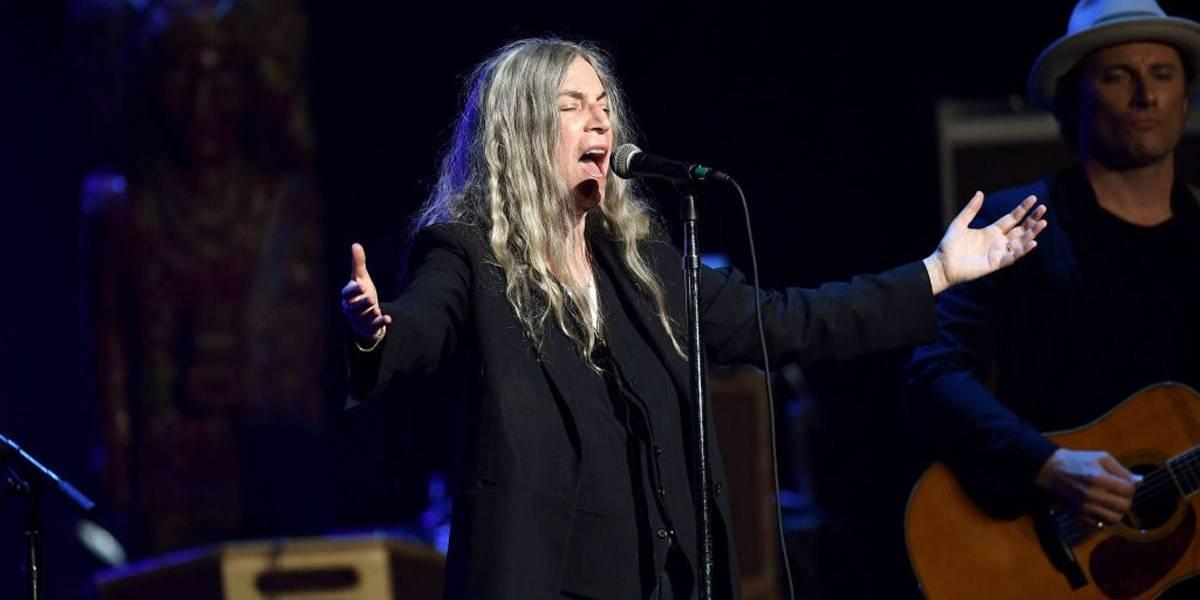 Patti Smith faz show único em São Paulo em novembro; veja detalhes