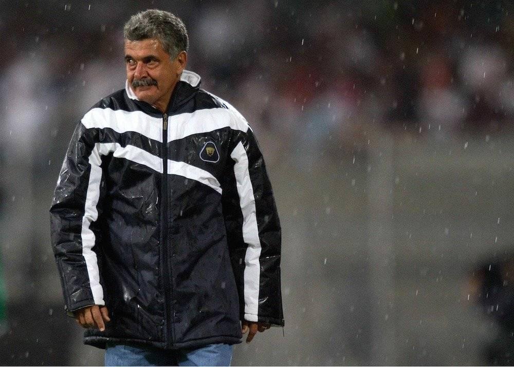 "Ricardo ""Tuca"" Ferretti-Brasil / Mexsport"