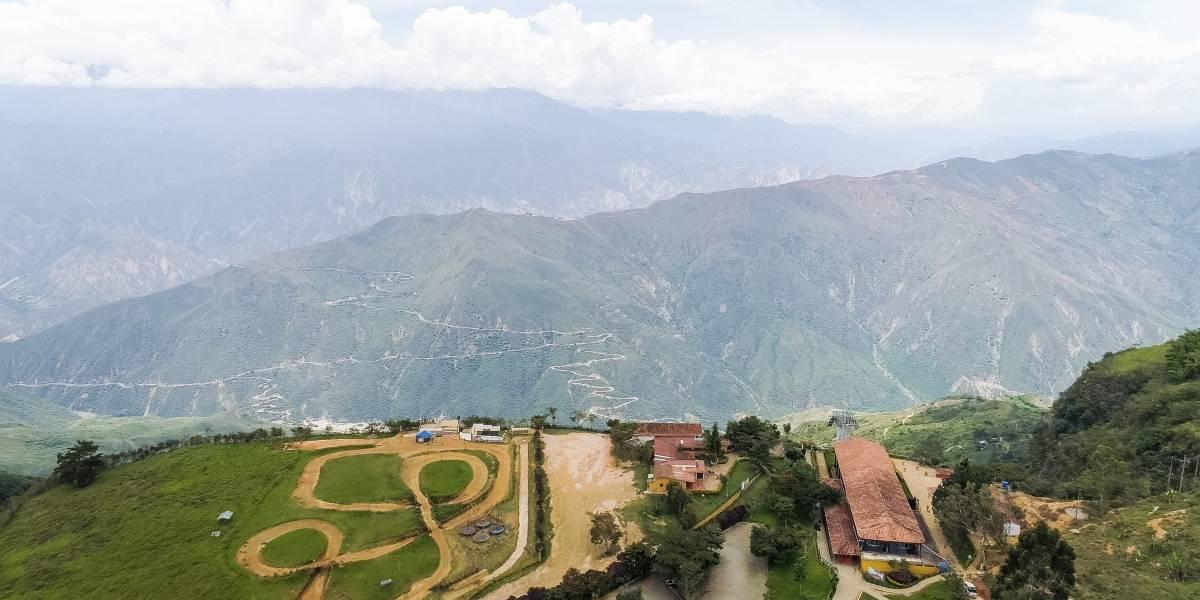Santander, una travesía para desafiar las alturas