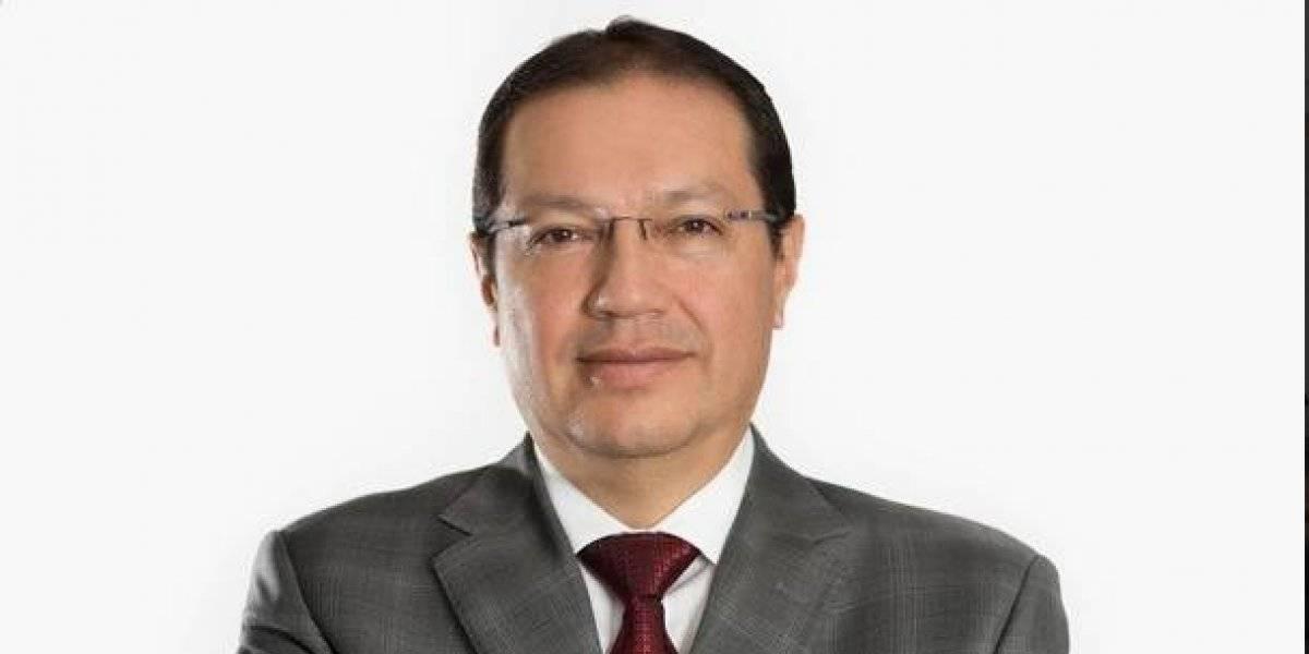 Santiago Guarderas es el nuevo Vicealcalde de Quito