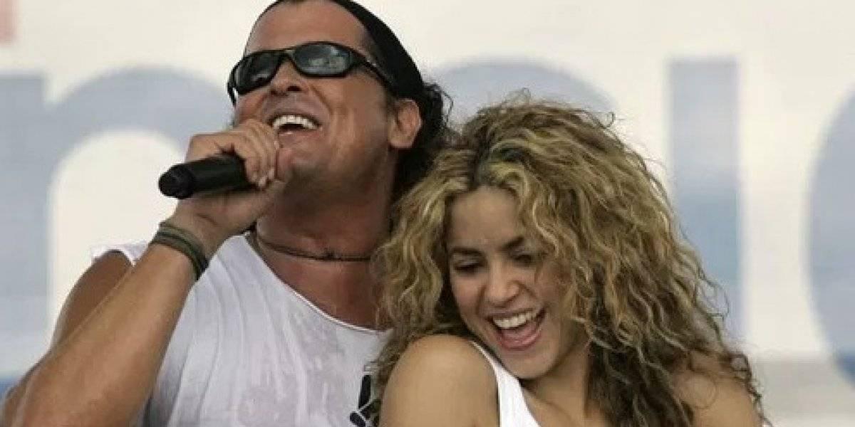 Tribunal de España absuelve a Shakira y Carlos Vives de plagio