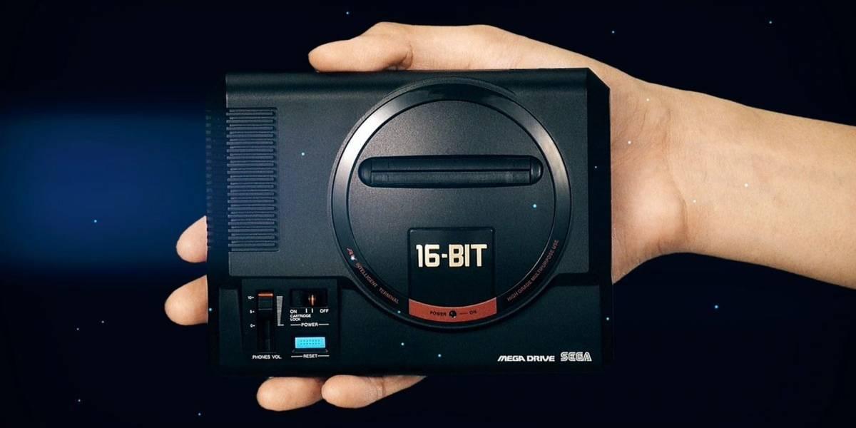 Sega ha anunciado diez juegos más que estarán en su consola Genesis Mini