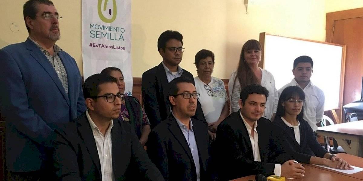 Movimiento Semilla señala intención de no permitir que diputada electa tome posesión
