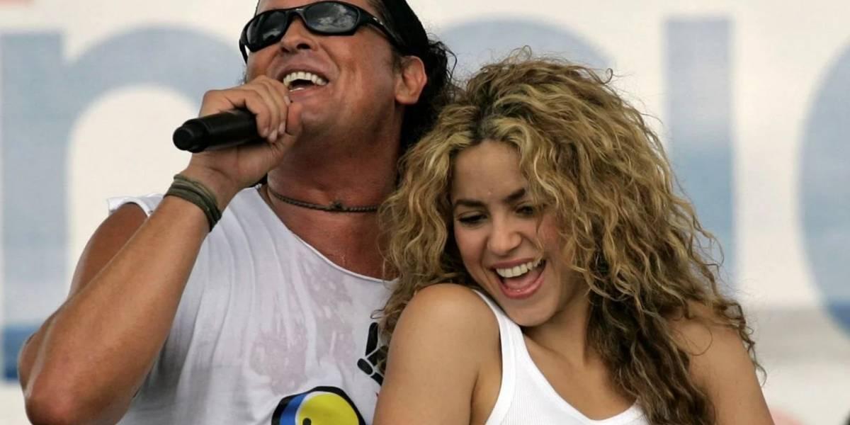 Corte española absuelve a Shakira y Carlos Vives de plagio