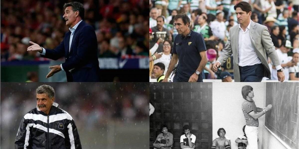 Entrenadores extranjeros que han dirigido a Pumas