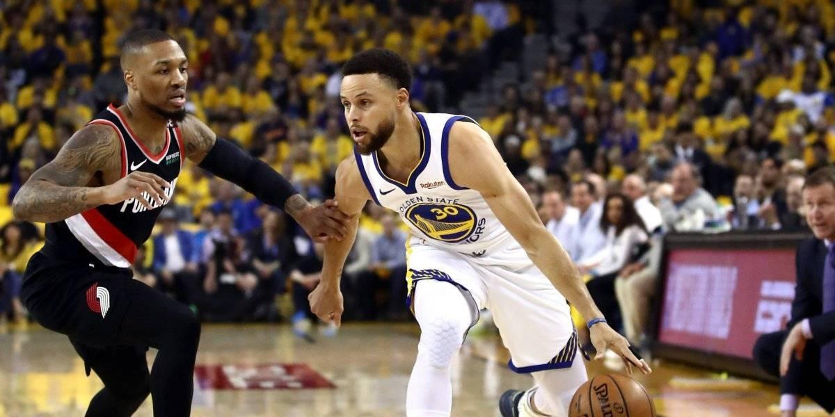 Warriors vs. Blazers: ¿Reaccionará Portland? ((Juego 2))