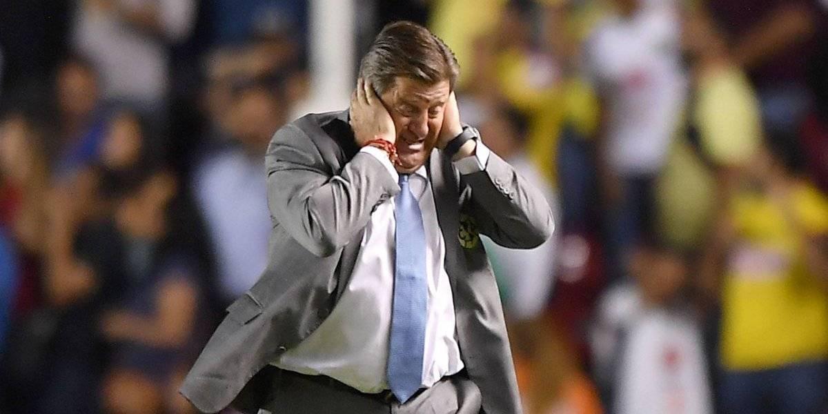 'Nos quitaron un penalti y faltó contundencia': Miguel Herrera