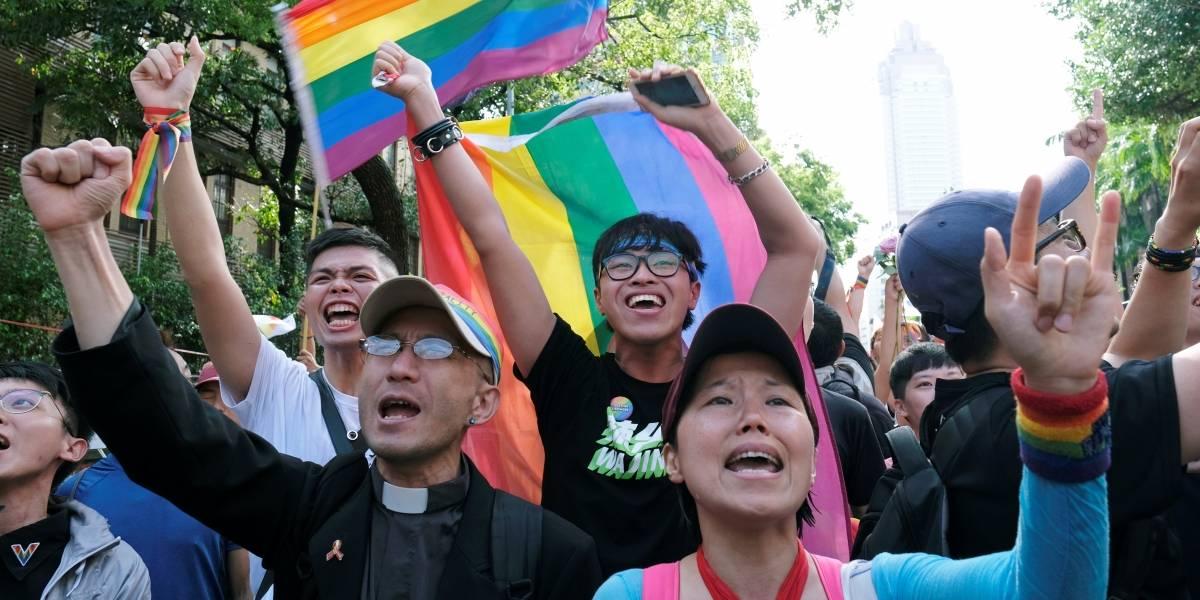Taiwan vira 1º país da Ásia a legalizar casamento gay