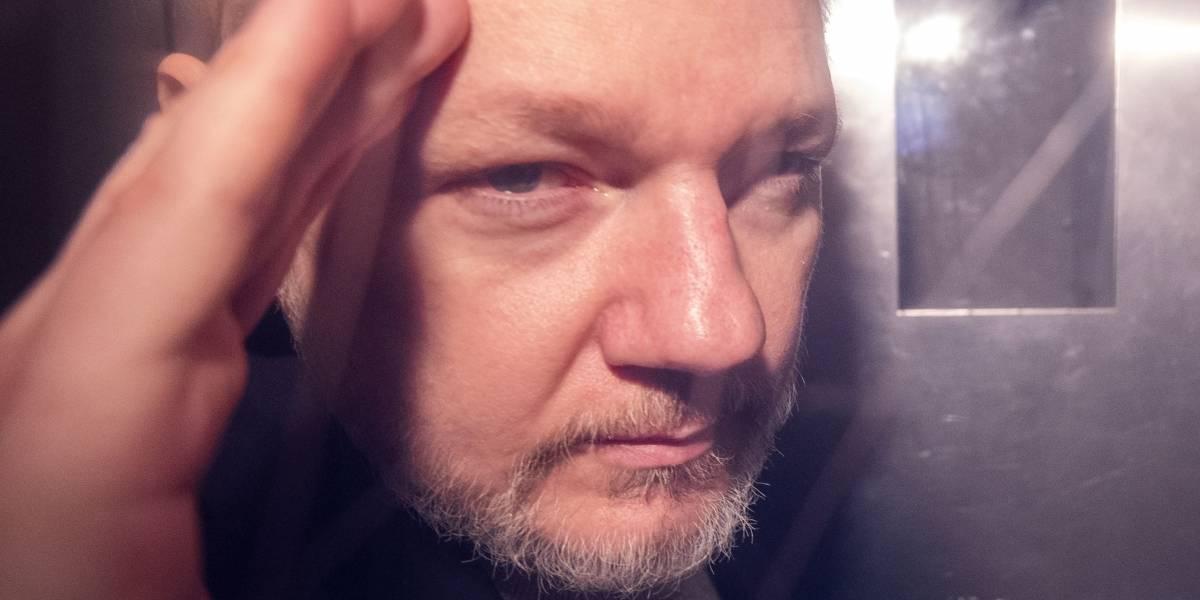 Fiscalía sueca pide la detención de Julian Assange
