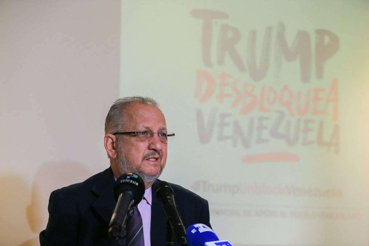 El encargado de negocios en Ecuador del Gobierno venezolano de Nicolás Maduro, Pedro Sassone EFE