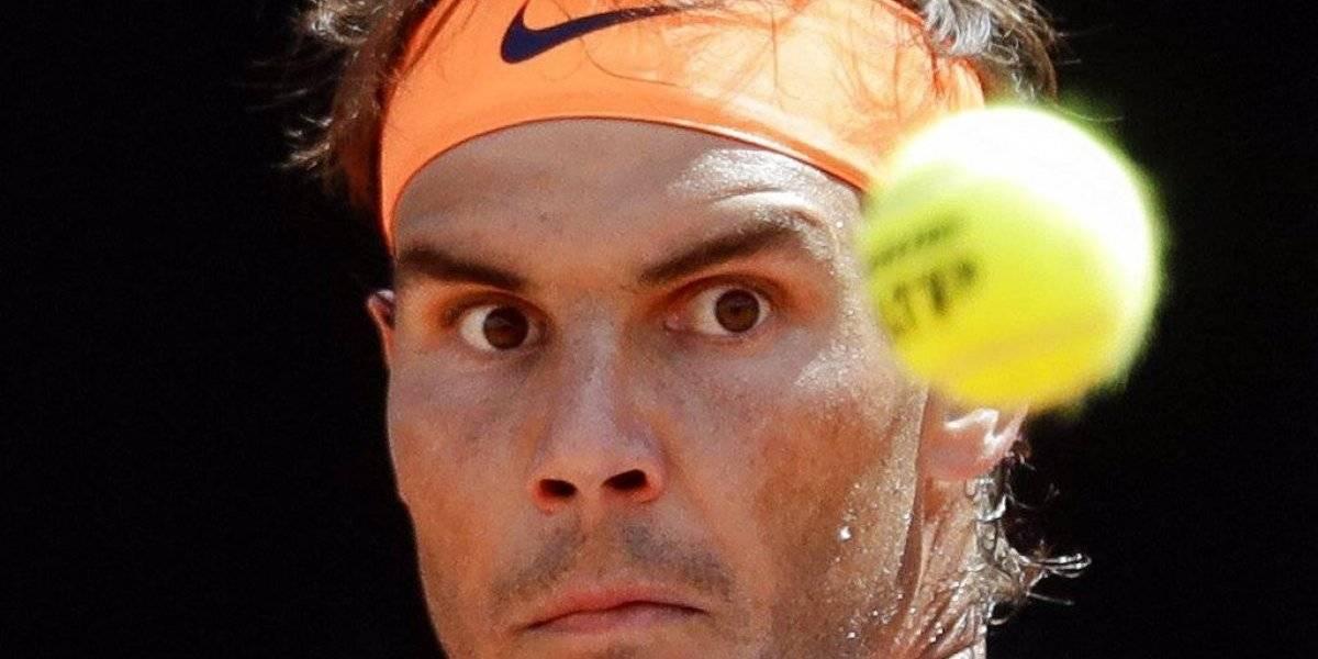 Rafael Nadal y Diego Schwartzman se instalan en semis en Roma