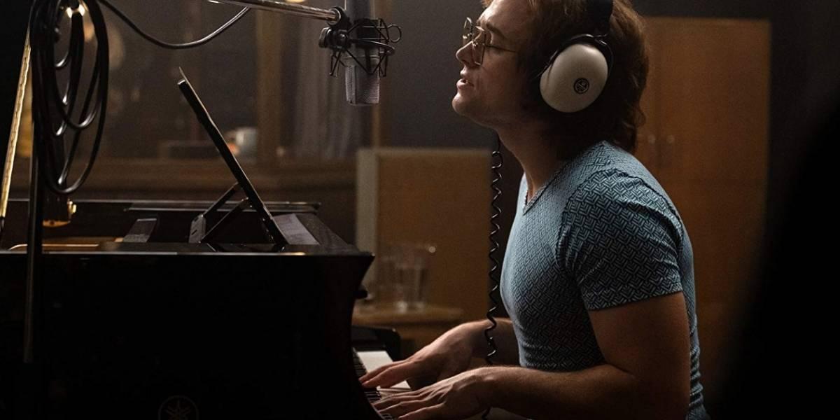 Elton John hace cantar a Cannes con su cinta biográfica