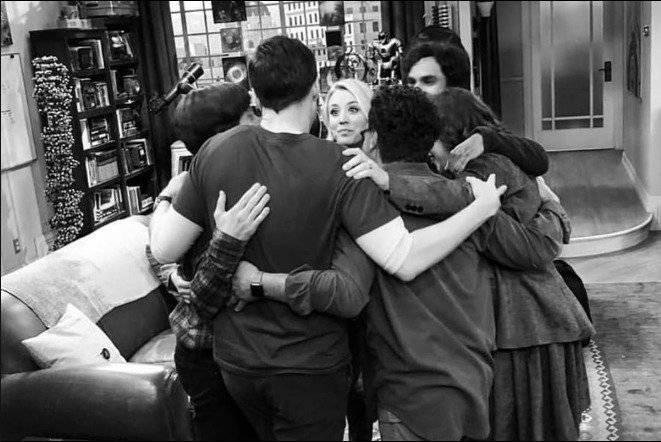 The Big Bang Theory Internet