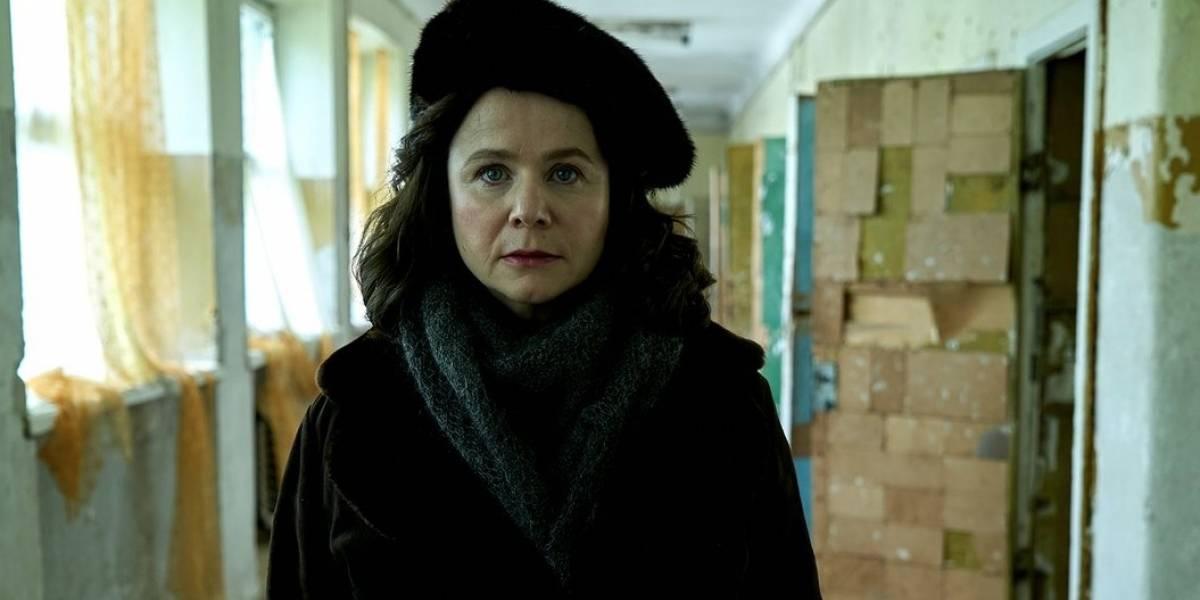 Emily Watson se mete en el corazón de Chernobyl
