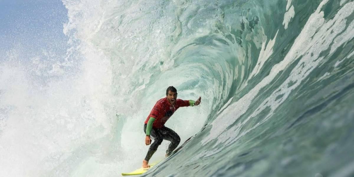 """La famosa ola """"El Gringo"""" vuelve a ser el principal desafío del torneo de surf Arica Pro Tour"""