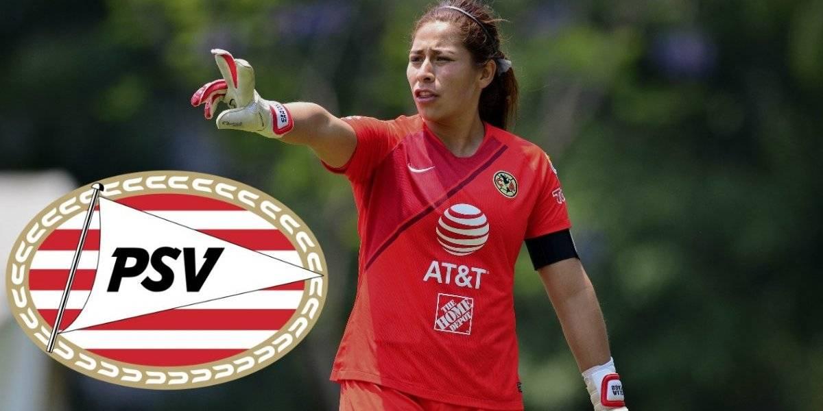 OFICIAL: Cecilia Santiago ficha con el PSV Eindhoven