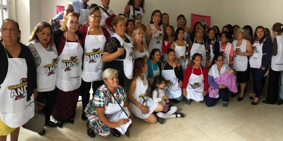 Comerciantes ambulantes lanzan campaña de reordenamiento en CDMX