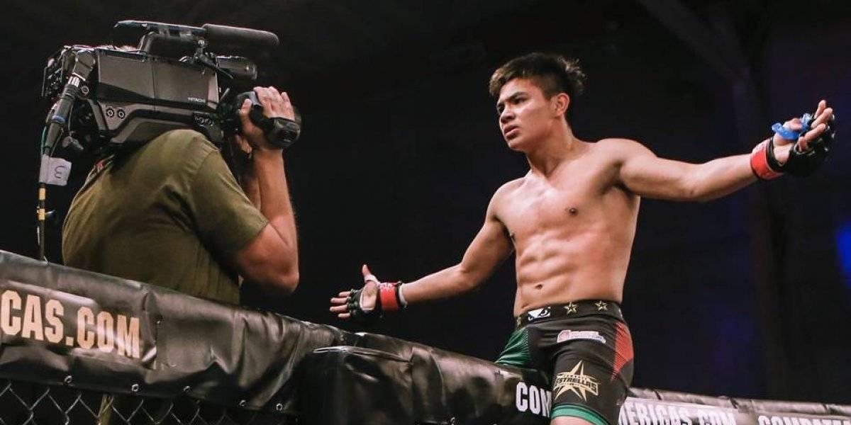 La joven promesa mexicana de MMA forjada en Ecatepec