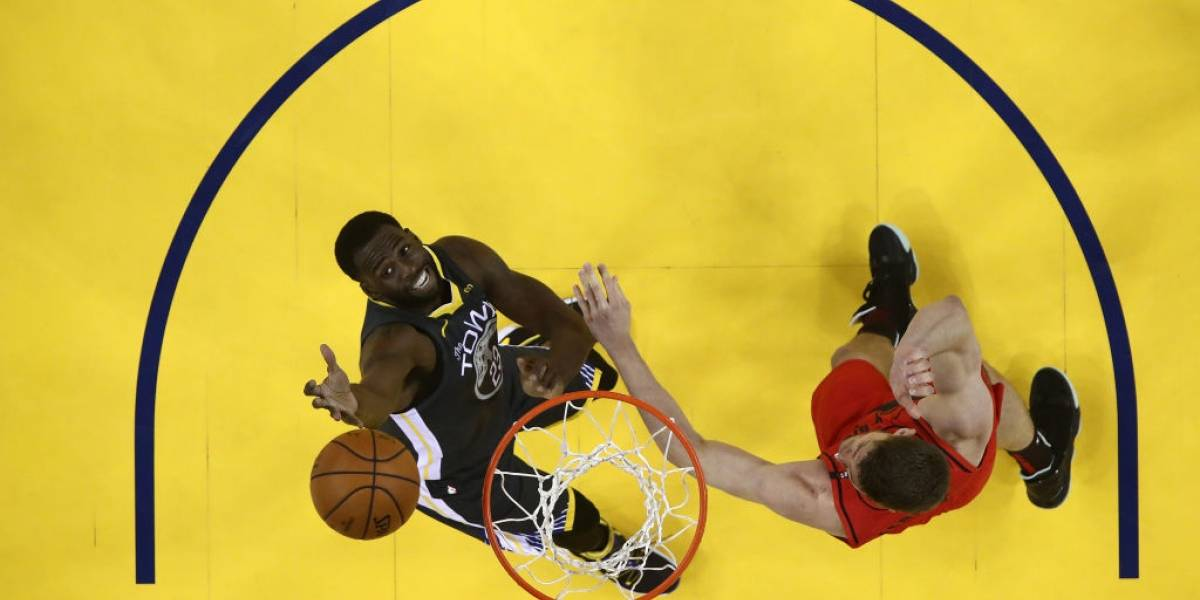 NBA: Golden State vence con lo justo a Portland y estira su ventaja en la final del Oeste
