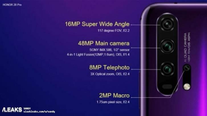 Submarca Honor de Huawei lanza nuevos teléfonos inteligentes en Reino Unido_Spanish