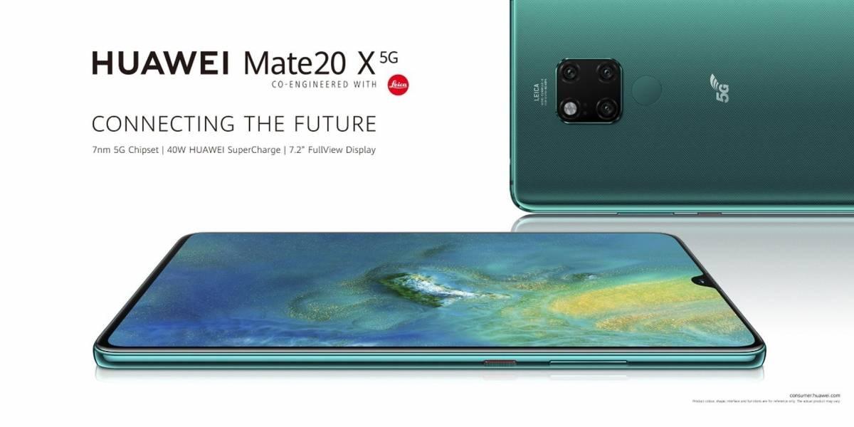 Tecnologia: Novo smartphone Huawei Mate 20 X 5G é anunciado oficialmente