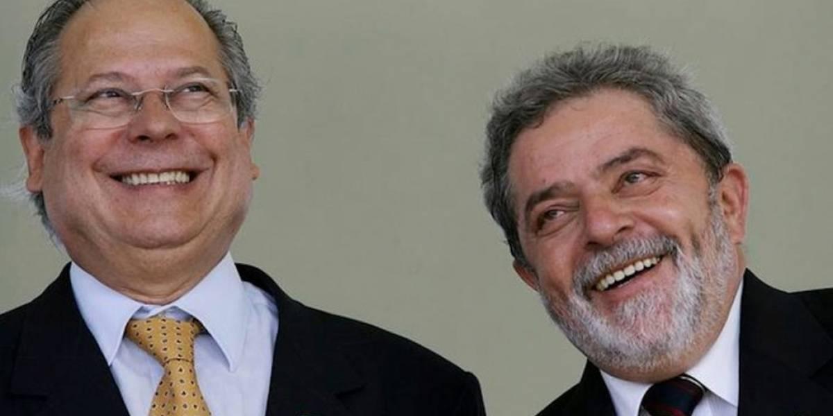 Lula, sobre prisão de Dirceu: 'se quiser, tem um cantinho pra ele'