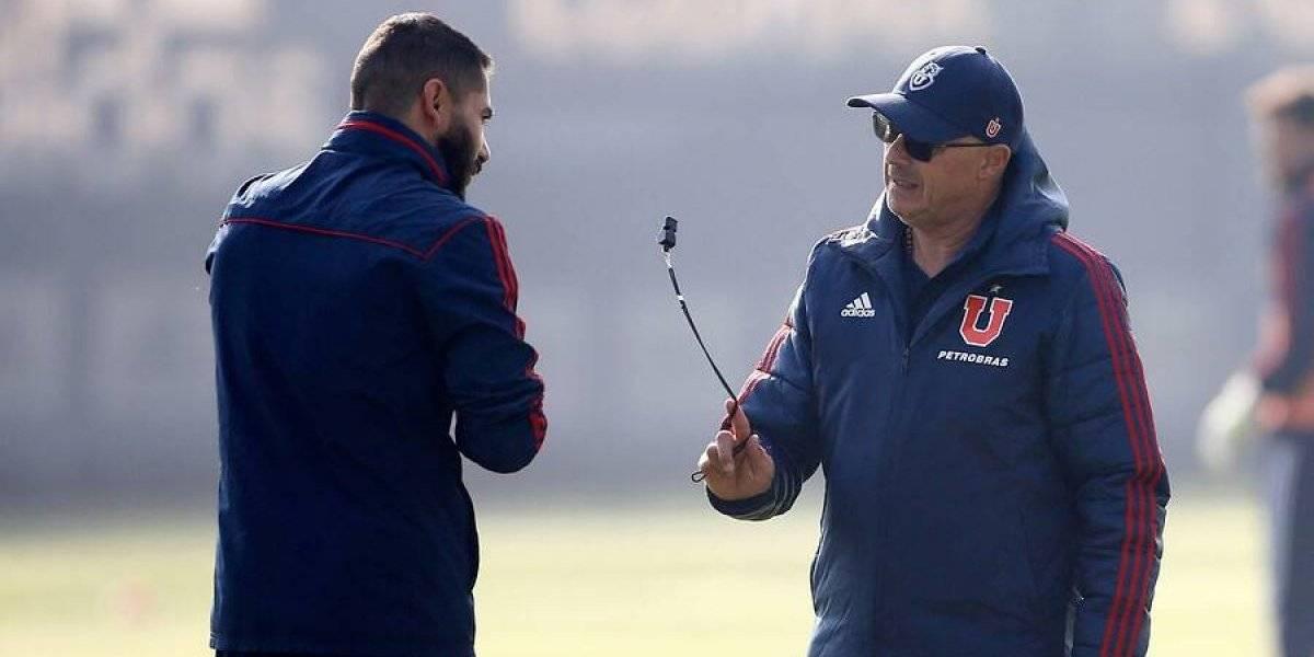 """Arias explica la ausencia de Herrera en el Superclásico: """"Accedí a su solicitud de no estar, es una decisión técnica"""""""