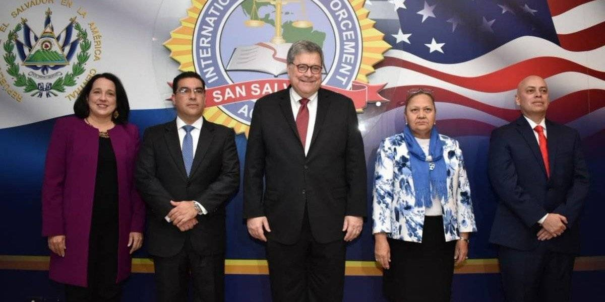 Fiscal general de EE.UU. se compromete a apoyar combate de pandillas en Guatemala