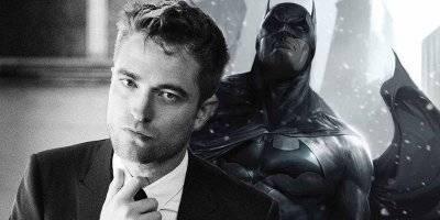 Robert Pattinson será el próximo Batman del universo DC