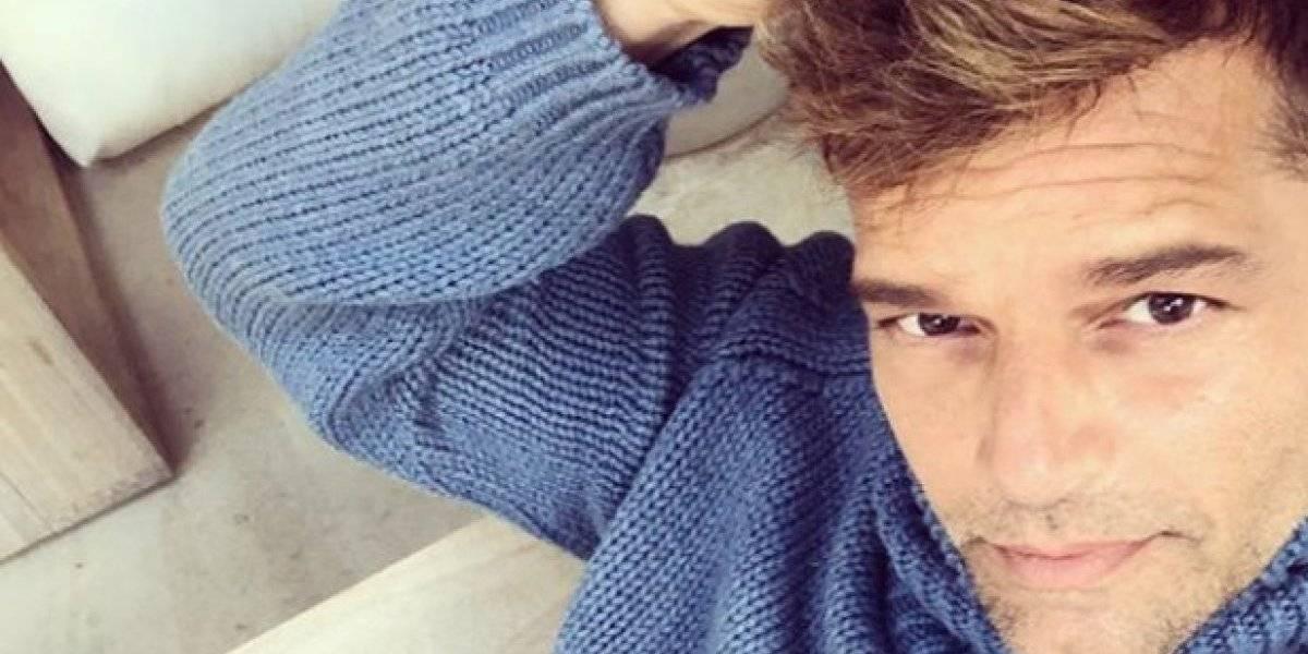Ricky Martin revoluciona las redes con una fotografía de su hija