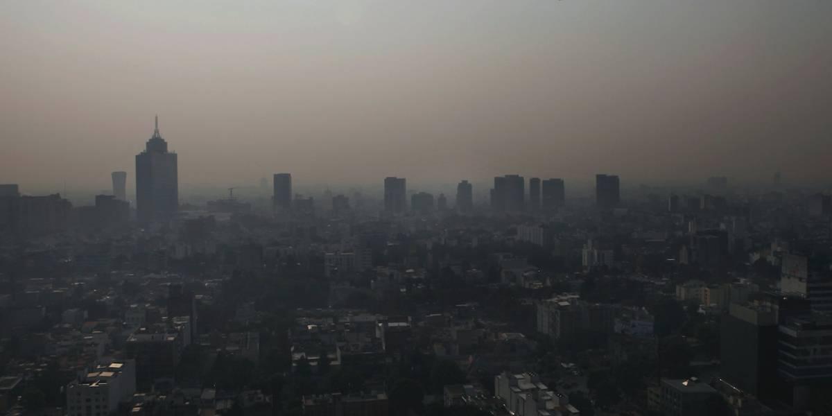 Ciudad de México cancela emergencia por contaminación