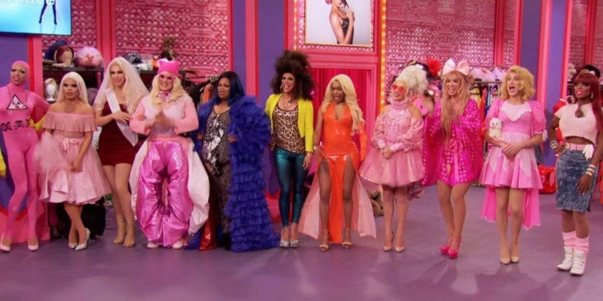 """""""RuPaul's Drag Race"""" 11 ya tiene sus cuatro finalistas"""