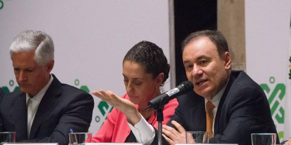 Alfonso Durazo presenta el Modelo Nacional de Policías